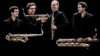 Eugène Bozza Andante et Scherzo I Xenon Quartet