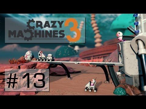CRAZY MACHINES 3 | #13 | Hm, naja ok, klappt halt trotzdem ...