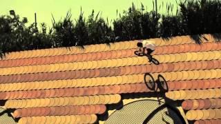 крутые трюки на BMX(классные трюки на трюковом велосипеде BMX., 2014-01-30T16:46:31.000Z)