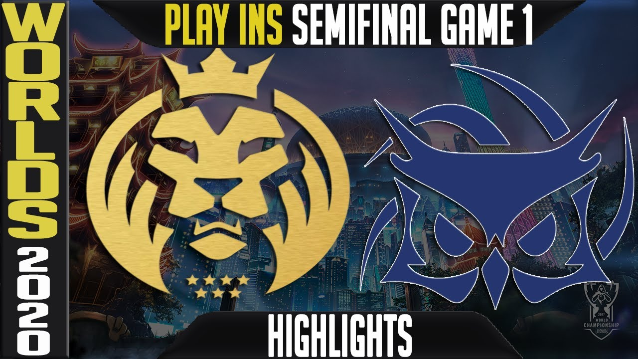 Download MAD vs SUP Highlights Game 1 | Worlds 2020 Play Ins Semis Group A | MAD Lions vs SuperMassive G1