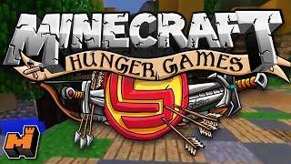 Minecraft: Hunger Games Survival w/ CaptainSparklez - DIAMOND SWORD!
