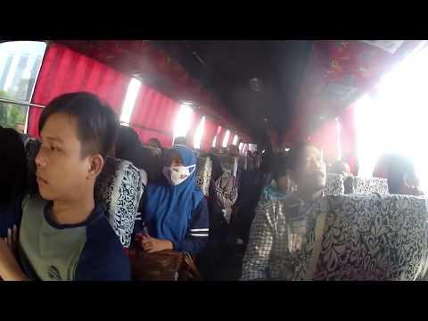 PRIMAJASA BUS TRIP REPORT: Kampung Rambutan Jakarta - Pakupatan Serang