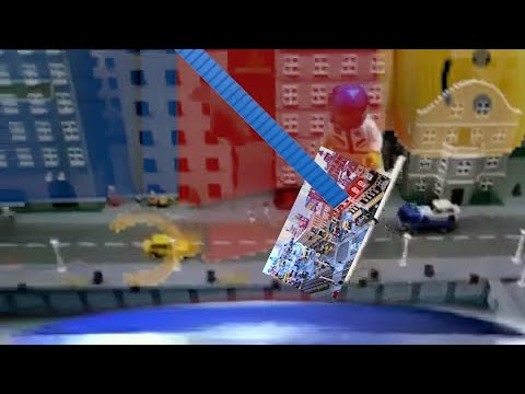 Lego City, but I can't comprehend it