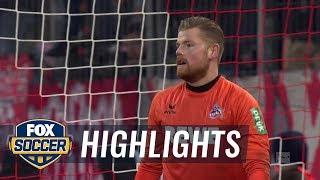 FC Koln vs. SC Freiburg | 2017-18 Bundesliga Highlights