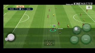 Game play PES 2019 mobile  | New event  VS J.LEAGUE Clubs  #3