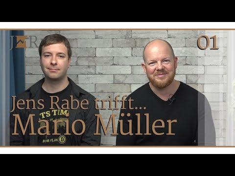 Bitcoin und Kryptowährung! - Jens Rabe trifft Mario Müller - Interview 01
