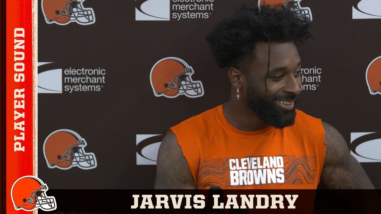Jarvis Landry: This feels like a bigger brotherhood | Player Sound