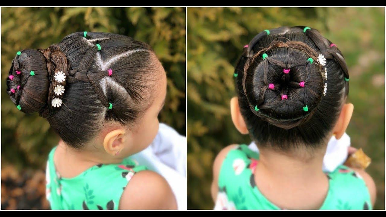 Peinados Recogidos Ninas