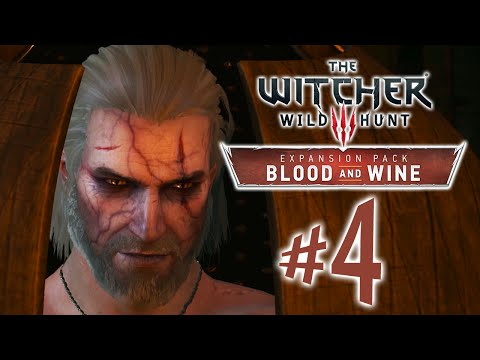 The Witcher 3: Blood And Wine - Parte 4: A Mutação Superior! [ PC - Playthrough PT-BR ]