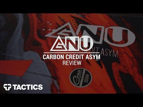 Gnu Carbon Credit ASYM 2017 Snowboard Review - Tactics.com
