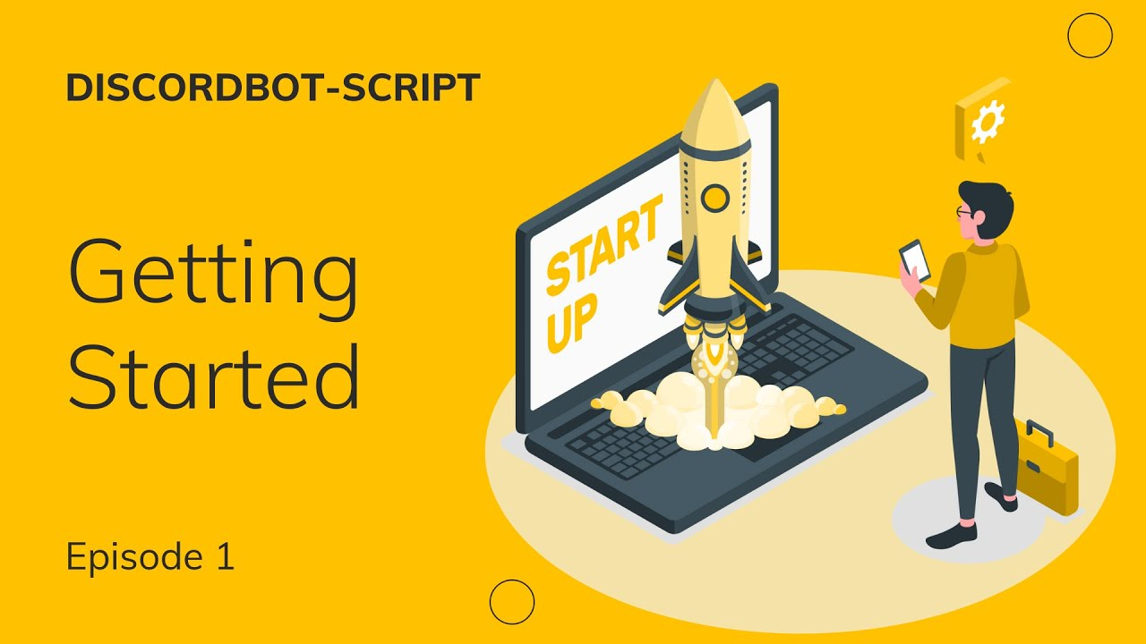 Getting Started | DB-Script Episode 1