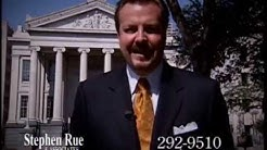 Attorney Stephen Rue New Orleans Personal Injury Ad