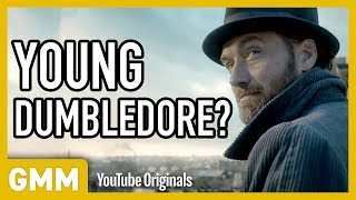 connectYoutube - Fantastic Beasts Trailer Quiz