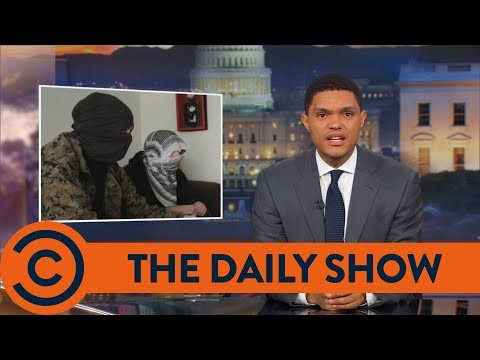 Antifa: The Punch-Drunk Left - The Daily Show | Comedy Central