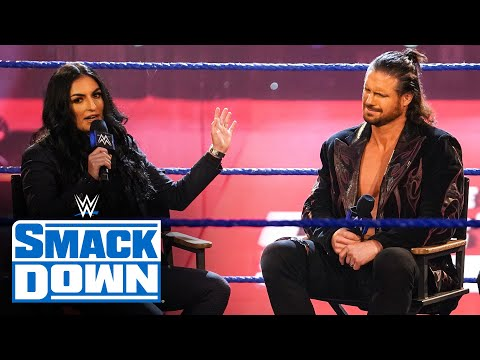 """Sonya Deville joins """"The Dirt Sheet"""" to taunt Mandy Rose: SmackDown, August 7, 2020"""