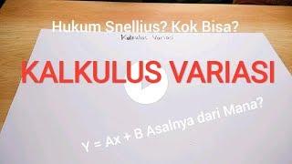 Kalkulus variasi persamaan euler, masalah kalkulus variasi berkendala, syarat batas toni bakhtiar departemen matematika ipb februari 214 (ipb) mat332. Kalkulus Variasi Youtube
