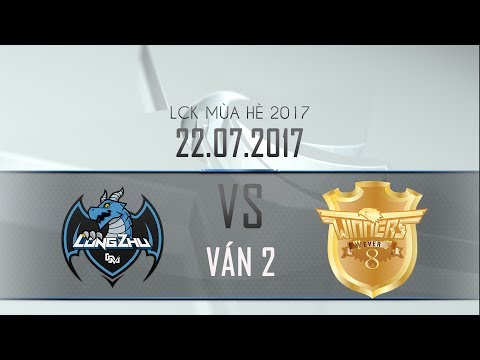 [22.07.2017] Ever 8 vs Longzhu [LCK Hè 2017][Ván 2]