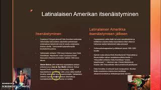 Latinalaisen Amerikan itsenäistyminen