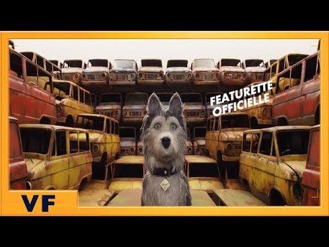 L'Île aux chiens - Wes Anderson | Featurette - Interviews du Casting  | VF  HD | 2018