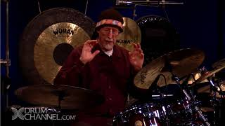 Live Lesson with George Marsh | 5 10 2017 2   DrumChannel com   The Best Drum Lessons and Drum Shows