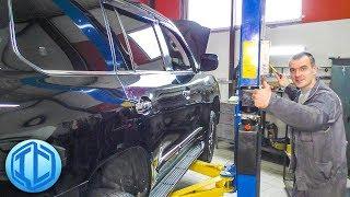 Ремонт парктроника Lexus LX570