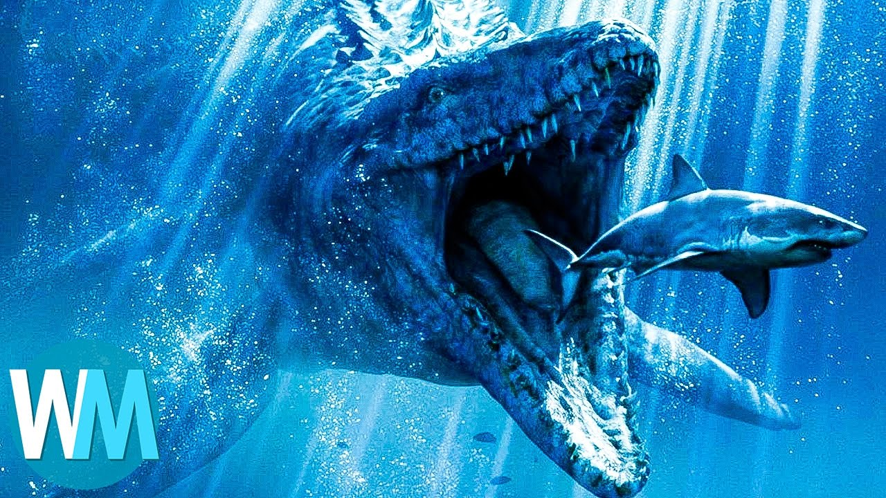 Top 10 Terrifying Prehistoric Sea Monsters | Rare animals ... |Scariest Prehistoric Sea Creatures