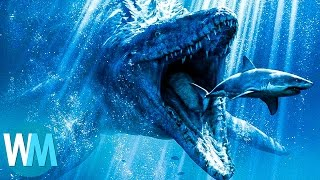 Top 10 Incredible Prehistoric Sea Monsters thumbnail