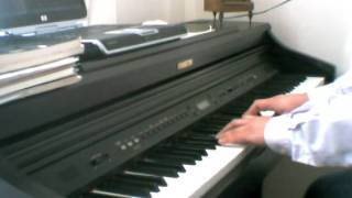 Enya - Smaointe (piano cover)