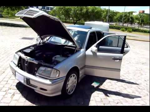 Mercedes-Benz C280 1999 Elegance.wmv Travel Video