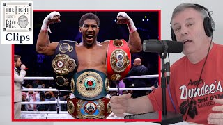 Teddy Atlas on the NEW Anthony Joshua - Physically & Mentally | CLIP
