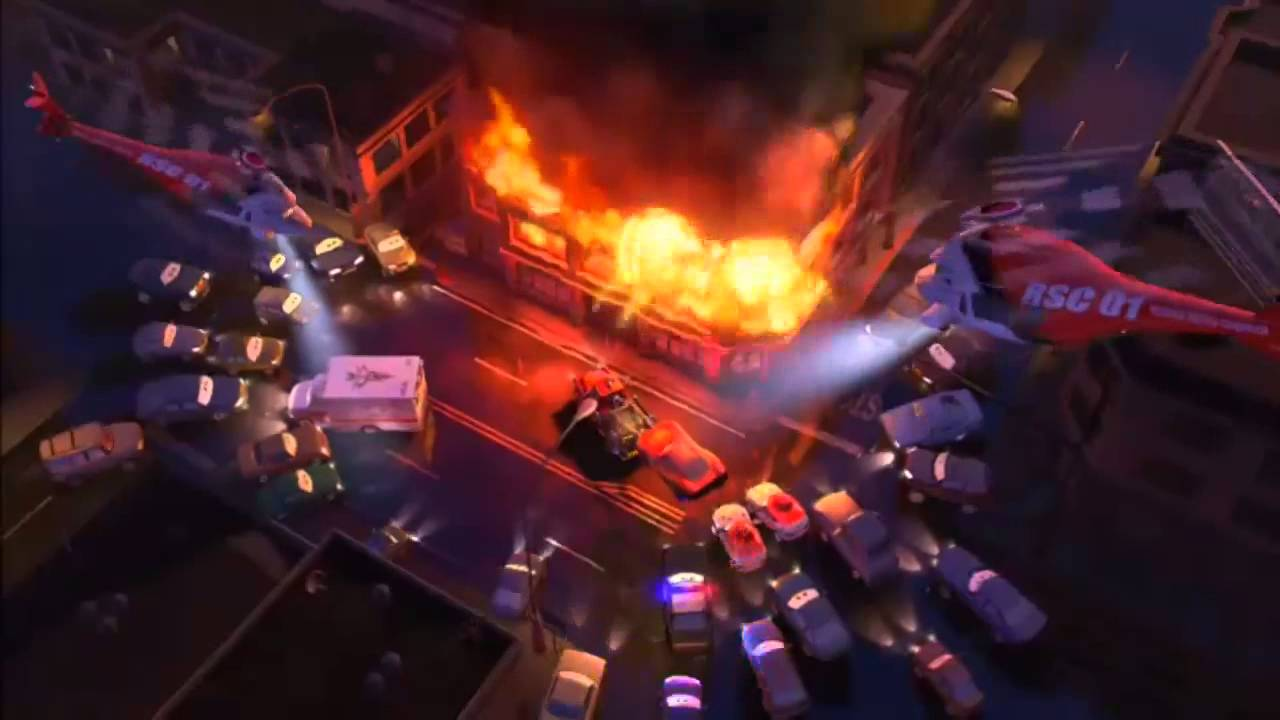 Rescue Squad Mater Youtube