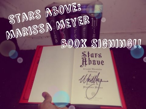 Stars Above Book Signing!!! My first book signing!