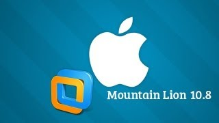 How To Install Mac OS X Mountain Lion 10.8 On Vmware Workstation