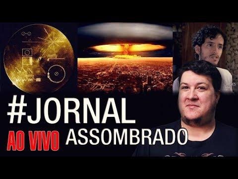 J.A.#118: Extraterrestres Podem Nos Localizar! Bruno na Delegacia - Guerra Nuclear: Acontecerá?