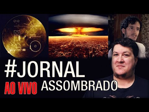 Download Youtube: J.A.#118: Extraterrestres Podem Nos Localizar! Bruno na Delegacia - Guerra Nuclear: Acontecerá?