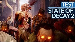 State of Decay 2 im Test / Review