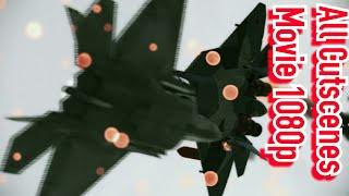 Ace Combat Assault Horizon: All Cutscenes + Boss Battles - Movie - ( PS3/1080p )