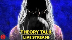 Theory Talk LIVE STREAM