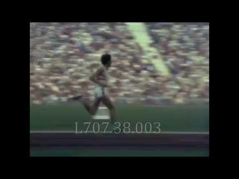 Munich 1972 [VINCE MATTHEWS]  400m men (Amateur Footage)