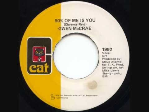 Gwen McCrae - 90% Of Me Is You Mp3