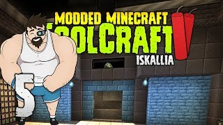 FoolCraft 2.12   Episode 5   It looks SOO GOOD!   Modded Minecraft 2.12