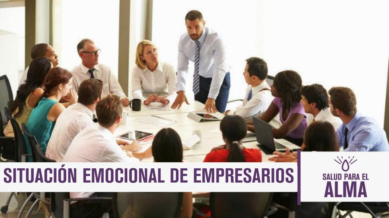 #SaludParaElAlma, situación emocional de empresarios en tiempos de pandemia - Teleantioquia