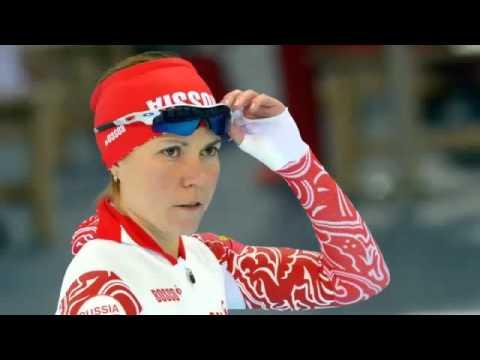 Сочи 2014  Первую медаль российской сборной принесла конькобежка Ольга Граф