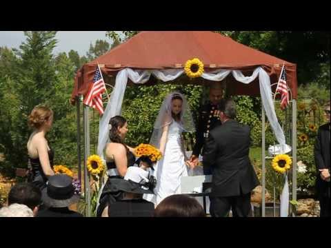 Malachi and Aimee Taylor Wedding Video