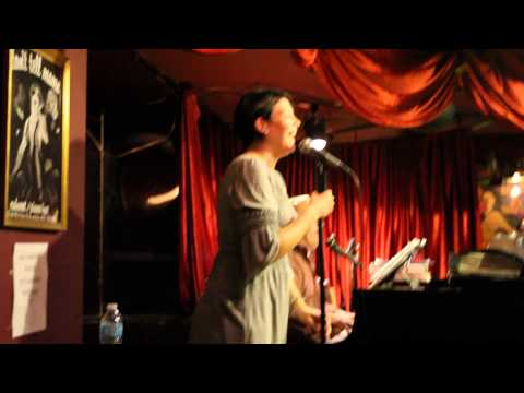 """Embraceable You"" by Alison Eckert Foley at Don't Tell Mama NYC"