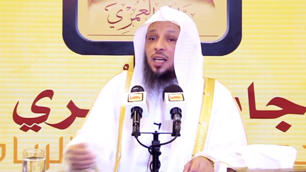 كان رضي الله عنه خامل الذكر | الشيخ سعد العتيق