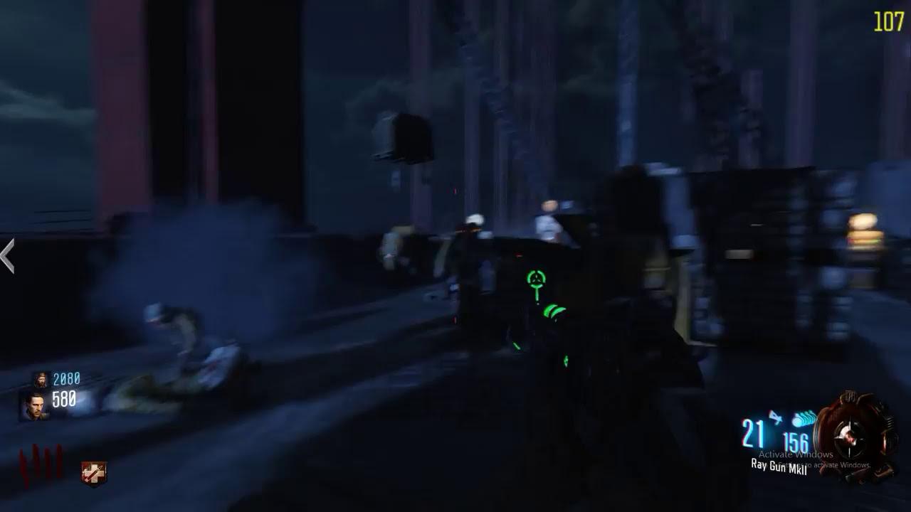 Black Ops 3  Mob of the Dead Bridge Challenge  Custom Map  YouTube
