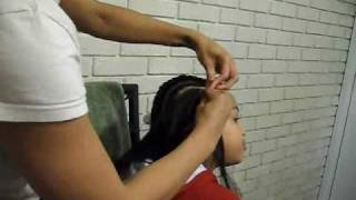 Willow Smith Hairstyle ~ 21st Century Girl Vid ~ Tutorial