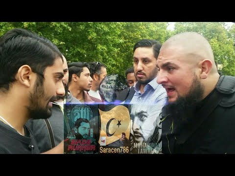SHOCKING | RAFIDAH WAHABIS AND SUSHI | SHIA BLADE RUNNER | MUHAMMAD TAWHEED | SPEAKERS CORNER