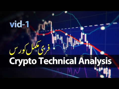 Binance Crypto Trading Technical Analysis Course Vid 1 | How To Read Charts?